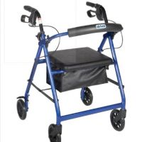 When Is It Time to Recommend a Walker or Rollator?